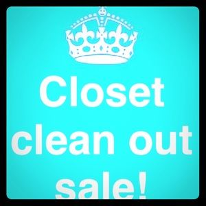 Other - 💓Today! Everything's on Sale💓all prices slashed!