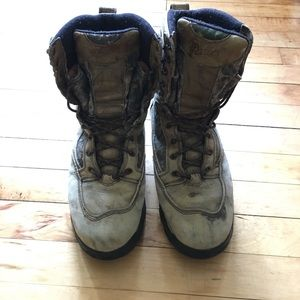 Danner Other - Dinner Camo Boots