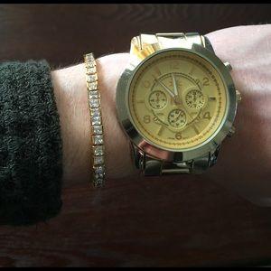 Adrienne Landau Jewelry - Beautiful cubic zirconia tennis bracelet