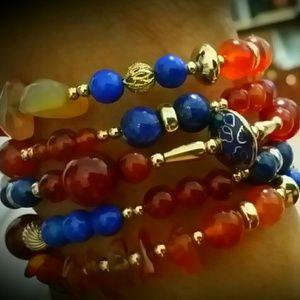 Handmade - Lauren memory bracelet
