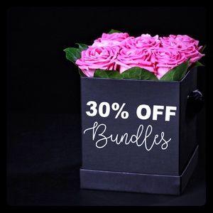 Bundle discount!!!!