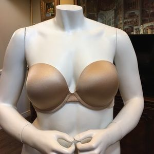 Other - Strapless push up bra