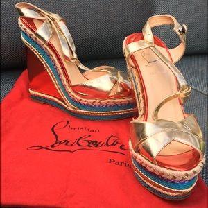 Christian Louboutin Shoes - Louboutins multi colored