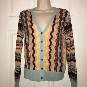 Missoni for Target Sweaters - MISSONI FOR TARGET CARDIGAN