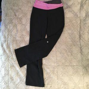 lululemon athletica Pants - Black lululemon pants - size 4