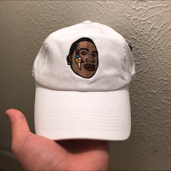 07473a75 Gucci Accessories | Mane With Face Tat Dad Hats Strapback Caps ...