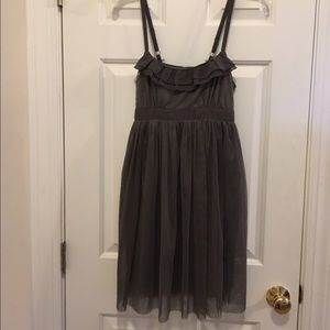 Xhilaration Dresses & Skirts - Cute spaghetti strap dress
