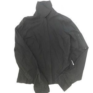 Express- Black stretch light jacket - S