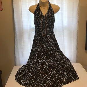 Evan Picone Dresses & Skirts - Halter style size 6 Marilyn Monroe flair dress!