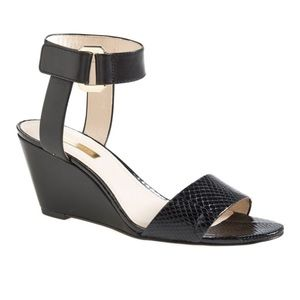 Louise et Cie Phiona Ankle Strap Wedge Sandal