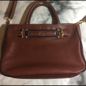 Tory Burch Handbags - Tory Burch Brown Bag