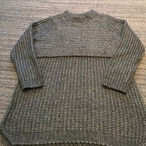 Mason Sweaters - Oversized knit sweater