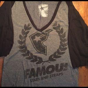 Famous Stars & Straps Tops - Famous Shirt