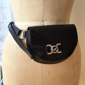 Michael Kors Handbags - Michael Kors Leather Fanny Pack