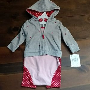 Vitamins Baby Other - NWT Vitamin Bunny 3 piece outfit