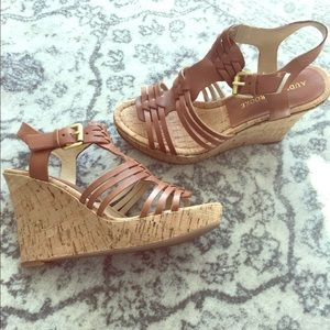 Audrey Brooke Shoes - Never worn wedges