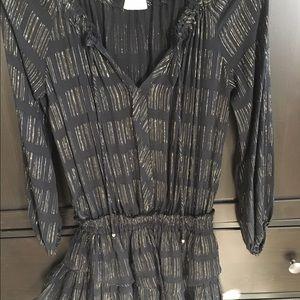 LoveShack Fancy Dresses & Skirts - LoveShack fancy silk dress