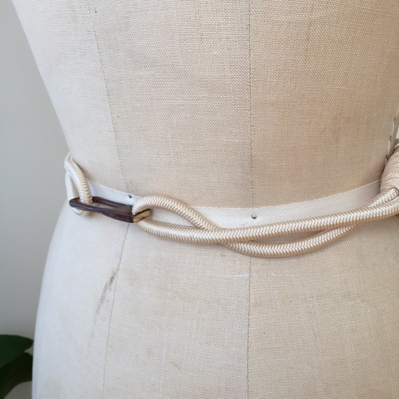 H&M Accessories - H&M pear vintage looking belt size Medium