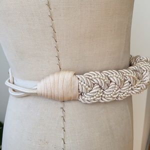 H&M Accessories - H&M pear vintage looking belt size Medium