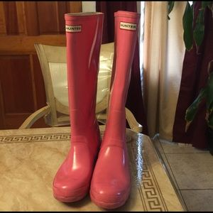 Hunter Boots Shoes - HUNTER BOOTS size 8