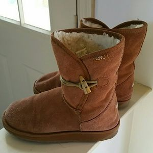 Emu Shoes - Winter's Over Emu SALE! Suede boots Size 7