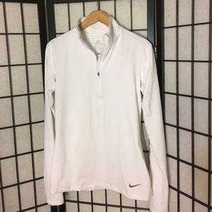 Nike 1/4 Zip Pullover Nwot
