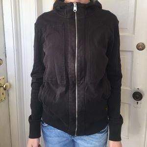 G-Star Tops - G-Star black hoodie medium
