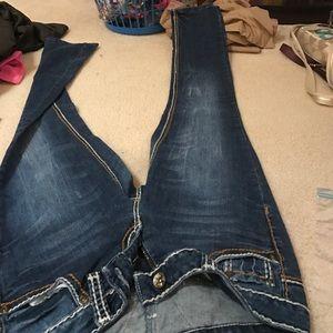 ZCO Denim - Zco premium size 7 skinny jeans like new