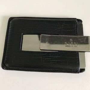 Gucci Other - Gucci Money Clip Wallet