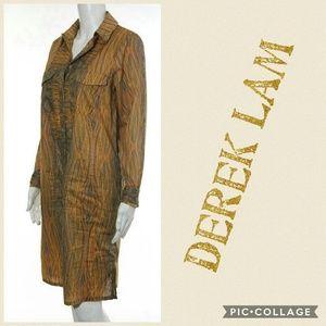 Derek Lam Dresses & Skirts - Derek Lam Abstract shirt dress