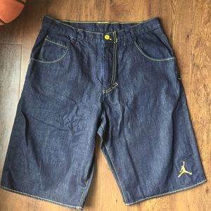 2d289d87148 Jordan Shorts - AIR JORDAN 🏀 limited edition RARE jean shorts