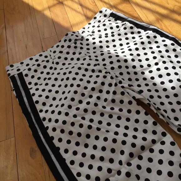 Pants - CALLULA LILLIBELLE polkadot pants size 6