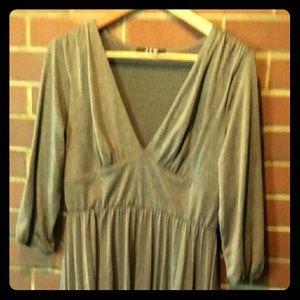 11 By Boris Bidjan Saberi Dresses & Skirts - Light brown/tan soft cotton dress