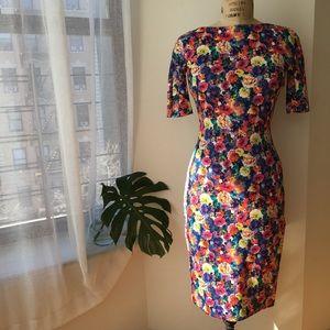 Zara Dresses & Skirts - Zara Floral Dress Size Medium
