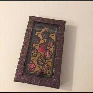 Betsey Johnson Accessories - Betsey Johnson Phone Case
