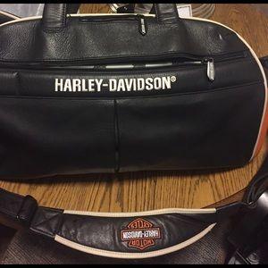 Harley-Davidson Other - Harley Davidson limited edition travel bag