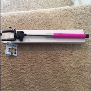 urban outfitters brand new selfie stick in box from angeliea 39 s closet o. Black Bedroom Furniture Sets. Home Design Ideas