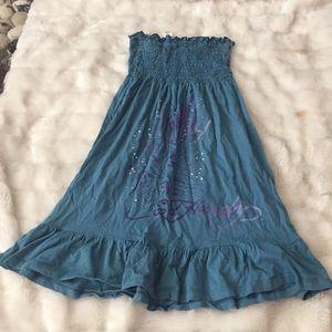 Ed Hardy Tube Dress
