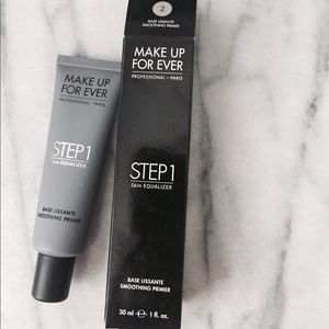 Makeup Forever Other - NEW Makeup Forever Step 1 Skin Equalizer Primer