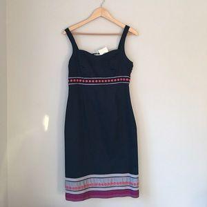 Boden Blue Cotton Dress