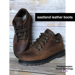 Eastland Shoes - Eastland Leather Boots