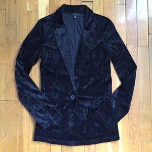 Uniqlo Jackets & Blazers - Uniqlo Crushed Velvet Blazer - Sz. S