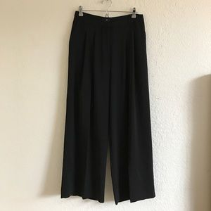 Wide leg slacks by H&M