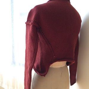 Zara Sweaters - Zara knit crop sweater Size Medium