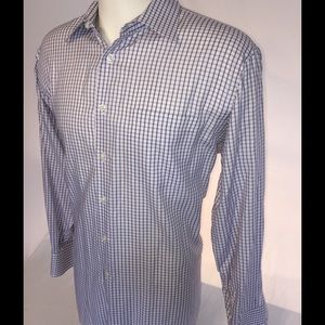 Other - John Nordstrom Casual Shirt long sleeve 16.5 34