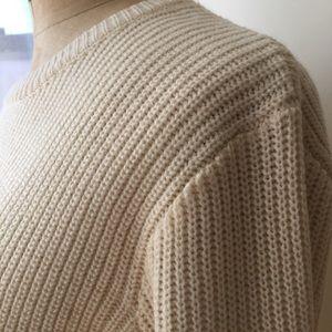 Endless Rose Sweaters - Endless Rose Fringe Sweater Size Medium