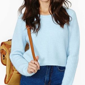 Glamorous Cropped Sweater
