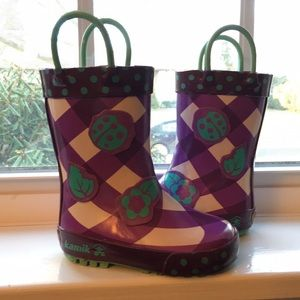 Kamik Other - NEW LISTING! Toddler Boots. Very good condition.