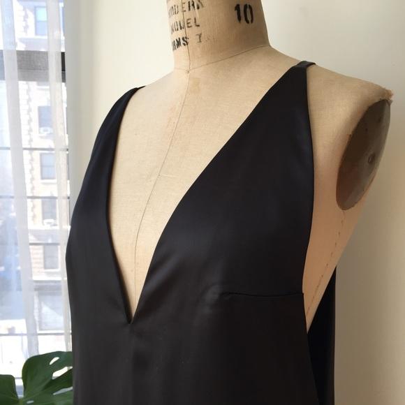 solace london Dresses - Solace London Black Sheath Dress Size Medium