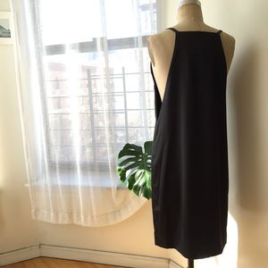 solace london Dresses - Solace London Black Sheath Dress Size Medium